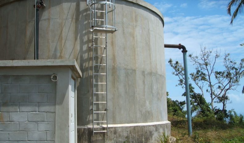 Carib Territory Water Supply Project