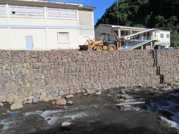 Zenga and Teviot River Defenses