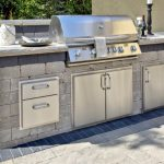 Have Fun with an Outdoor Kitchen