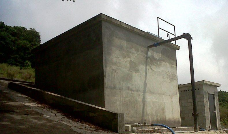 Upper Giraudel Water Supply